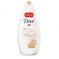 Dove Silk Glow Douchegel - 500 ml