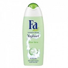 Fa Shower Gel Yoghurt Aloe Vera - 400 ml