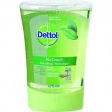 Dettol No Touch Machine Navulling Green Thee - 250 ml
