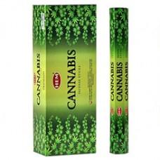 Hem Cannabis Incense - 20 Sticks