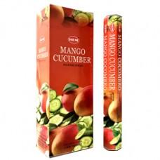 Hem Mango Cucumber Incense - 20 Sticks