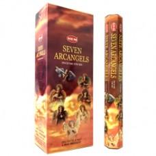 Hem Seven Arcangels Incense - 20 Sticks