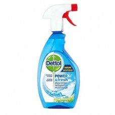 Dettol Power & Fresh cotton Fresh Multi-Purpose Cleaner - 500 ml