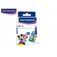 Hansaplast Kids Pleisters Kids Disney Mickey Mouse - 16 Strips