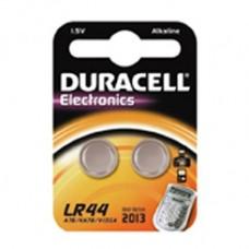 Duracell Batterijen Alkaline LR44 1.5V 2 Verpakking