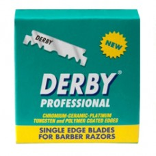 Derby Professional Razor Blades - 100 Pieces