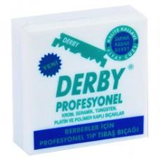 Derby Profesyonel Razor Blades - 100 Pieces