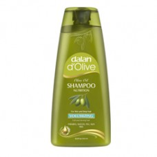 Dalan Olive Oil Volumizing Shampoo - 400 ml