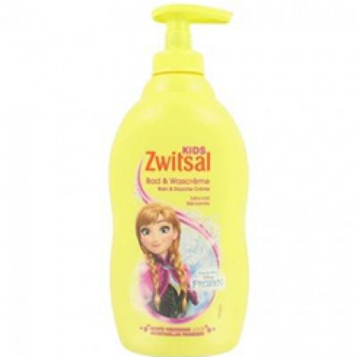 Zwitsal Frozen Bad en Wascreme 400 ML